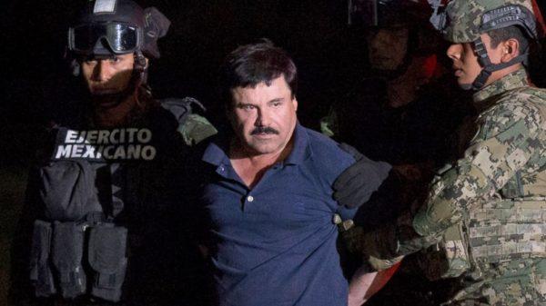 El Chapo Guzmán fue extraditado a los Estados Unidos