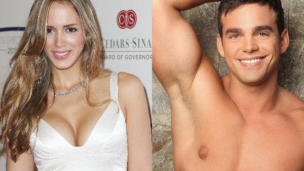 Shannon de Lima, la ex de Marc Anthony, habría regresado con el padre de su hijo