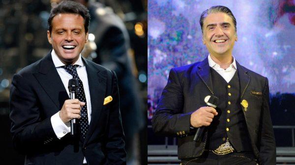Alejandro Fernández demanda a Luis Miguel por incumplimiento de contrato
