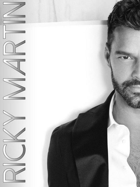 Ricky Martin anunció seis conciertos en España