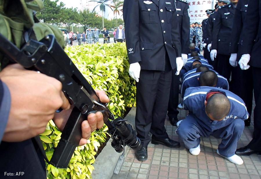 Ejecutan a colombiano en China por tráfico de drogas