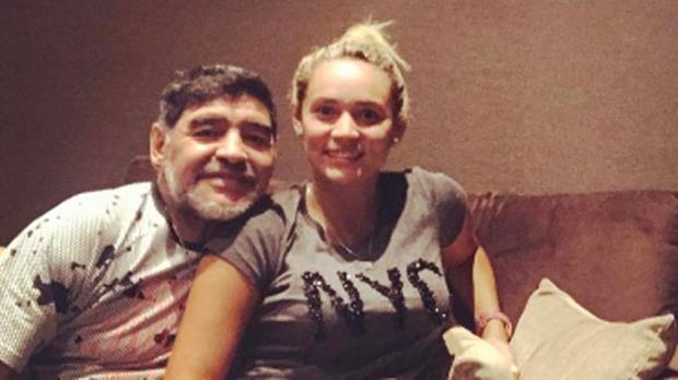 Maradona habría agredido a su mujer en un hotel de Madrid