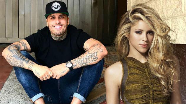 Nicky Jam y Shakira podrían arrasar en los Premios Billboard 2017