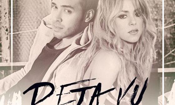 A Shakira ahora le dio por la bachata junto a Prince Royce
