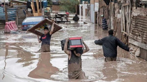 ¡Recemos por Perú!: 43 muertos y 72 heridos por tragedia invernal