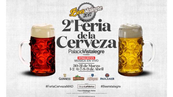 Regresa la segunda edición de la Feria de la Cerveza, Beerstalegre 2017