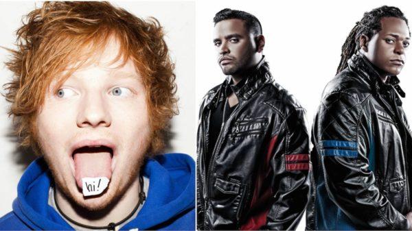 """Zion y Lennox se juntan con Ed Sheeran en el temazo universal """"Shape of You"""""""