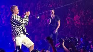 Luis Fonsi y Justin Bieber