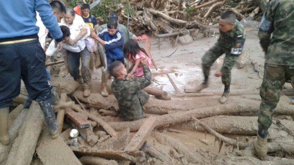 La avalancha de Mocoa mató a 273 personas
