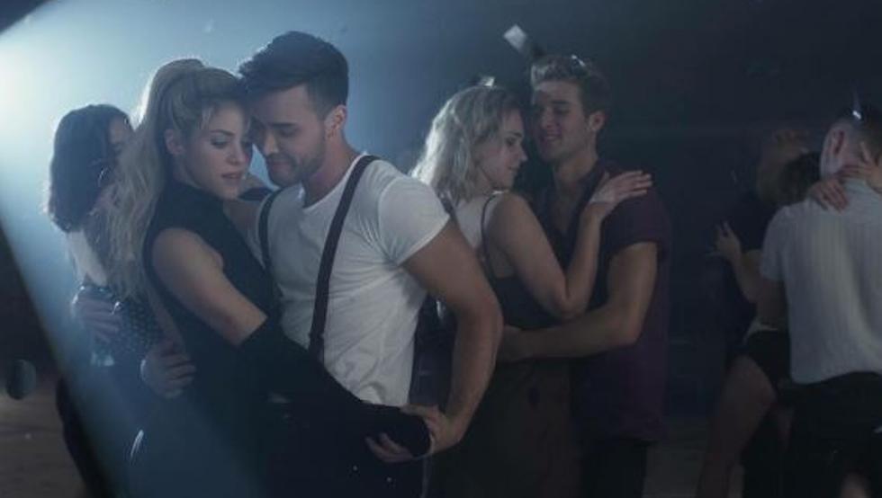 """Prince Royce y Shakira arrasan y causan furor en redes sociales con el vídeo de """"Deja Vu"""""""