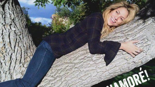Shakira estrenó Enamorada, una canción dedicada a su Piqué
