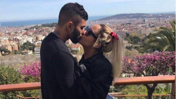 La hermana de Neymar hace oficial su noviazgo con 'Gabigol'