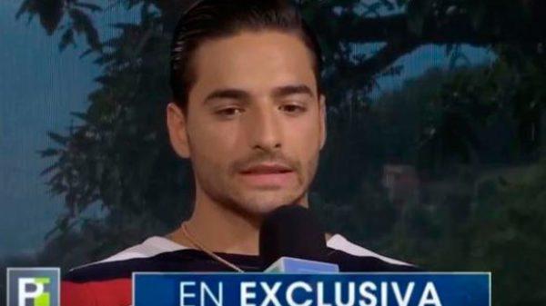 """¡VÍDEO! La rabieta de Maluma porque le preguntaron por las """"4 Babys"""""""