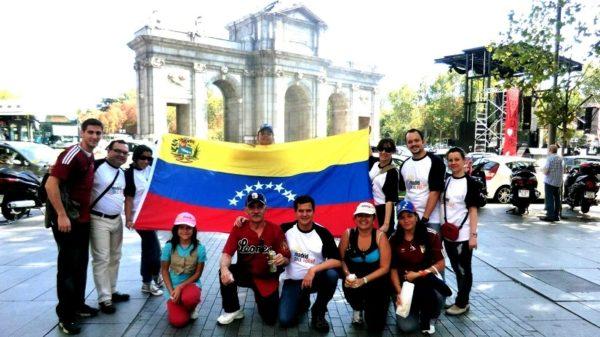 España se llena de venezolanos, según el Instituto Nacional de Estadística
