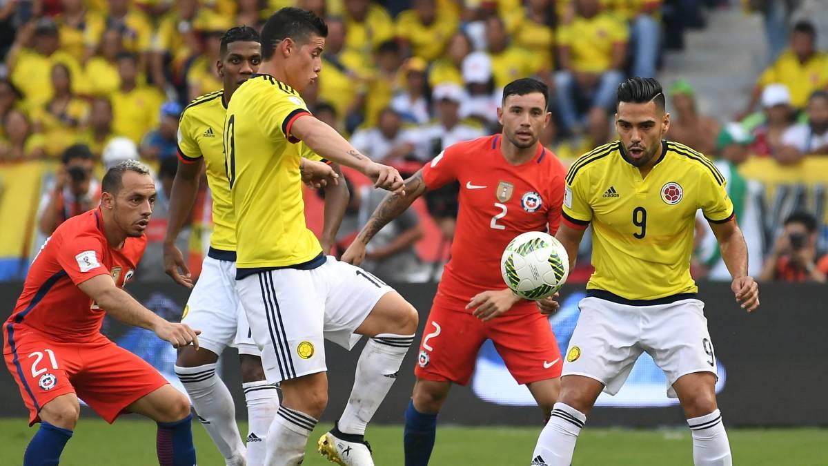 Dónde ver el España - Colombia por televisión
