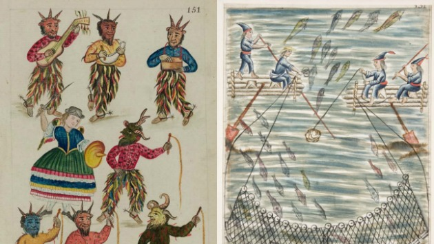 España prestará a Perú 136 láminas del 'Codex Trujillo' que le pertenecen por historia