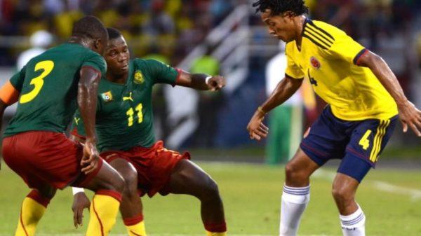Colombia Camerún