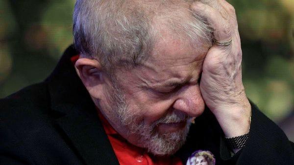 Lula da Silva ha sido condenado a nueve años y medio de cárcel
