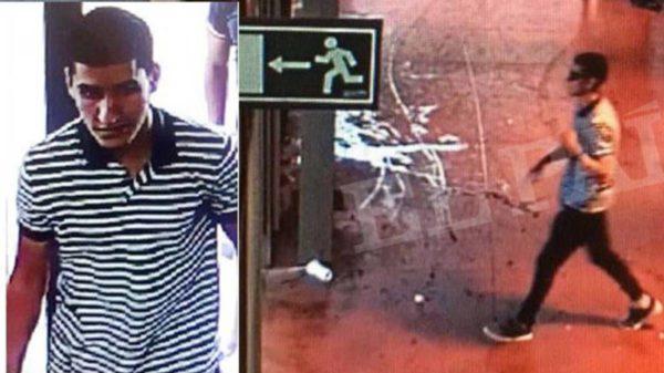 Abatido el terrorista que conducía la furgoneta que atropelló a decenas de personas en Barcelona