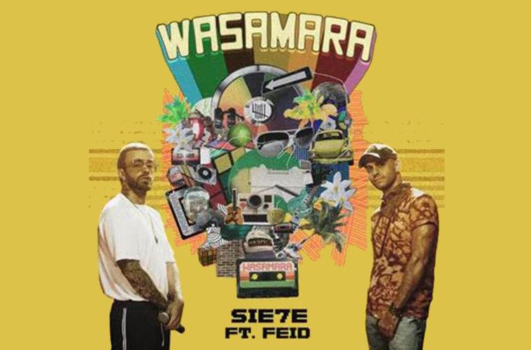 """""""Wasamara"""" es el nuevo éxito de Sie7e y Feid"""
