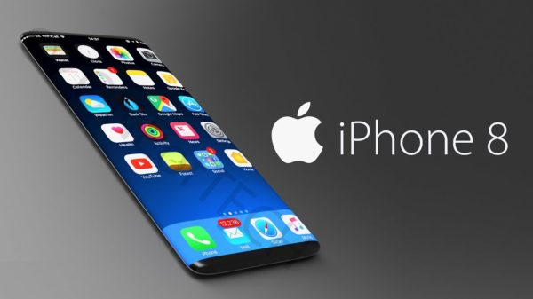 El 12 de septiembre sería presentado el iPhone 8