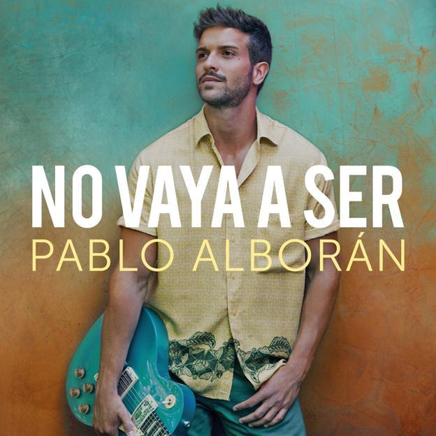 Pablo Alborán estrenará el 8 de septiembre dos singles