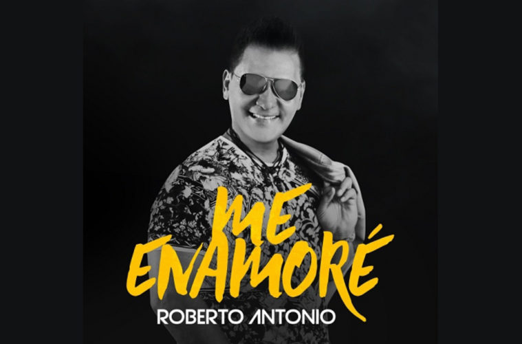 "Roberto Antonio llega a España con ""Me enamoré"""