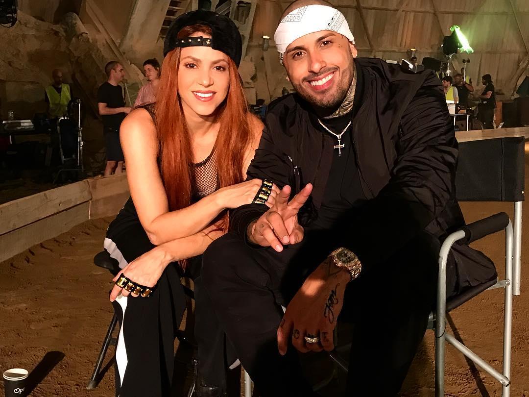 Shakira y su nuevo vídeo con Nicky Jam es más de lo mismo