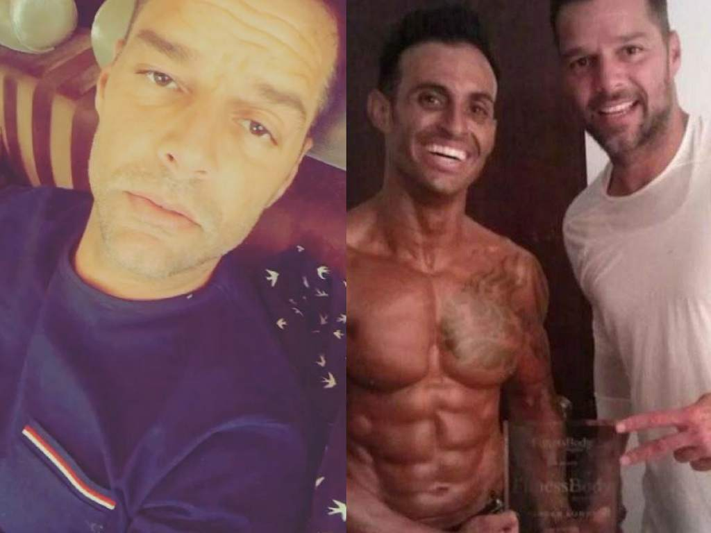 El hermano de Ricky Martin no aparece tras el paso del huracán 'María'