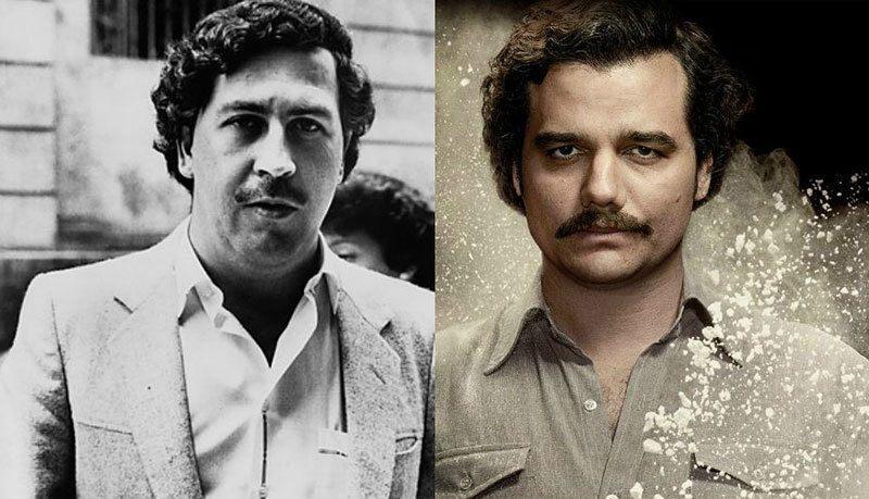 """El hermano de Escobar amenaza a Netflix: """"Plomo o plata"""""""