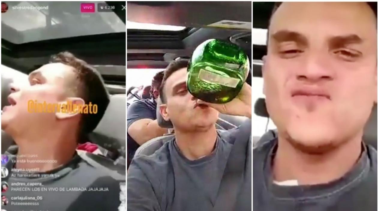 Silvestre Dangond es tendencia en Colombia por tremenda borrachera