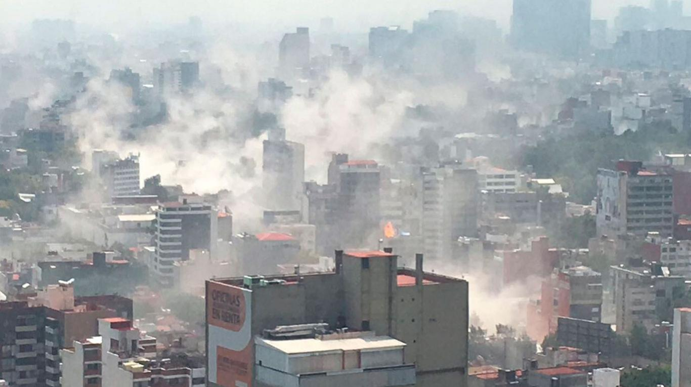 Y el miedo volvió a México: ¡más de 200 muertos por terremoto!