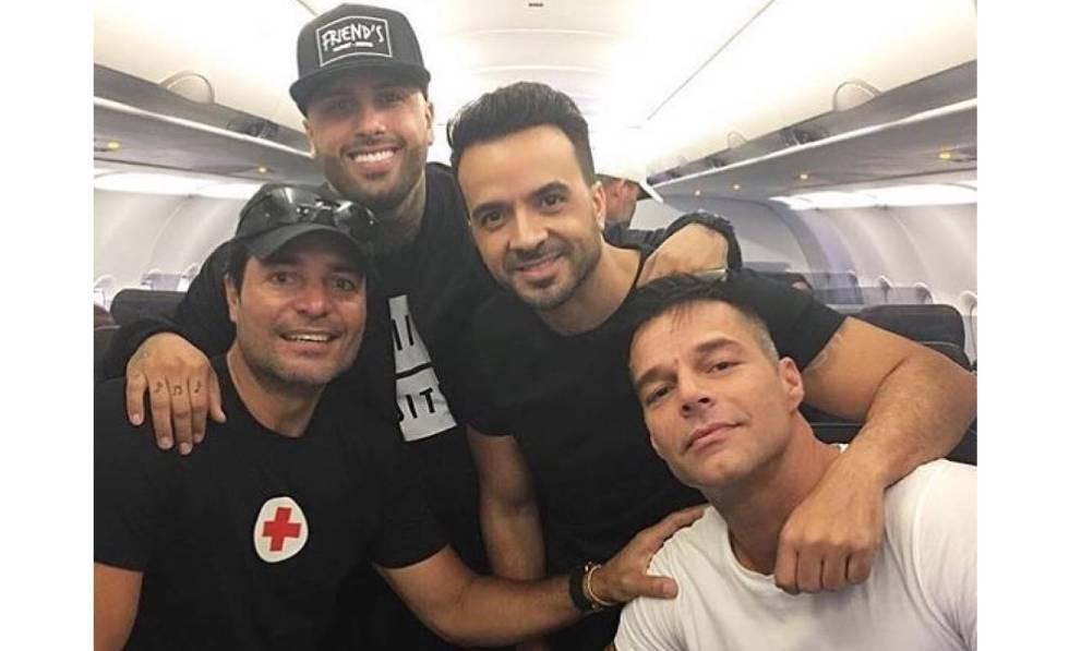 ¡Todos unidos por Puerto Rico!