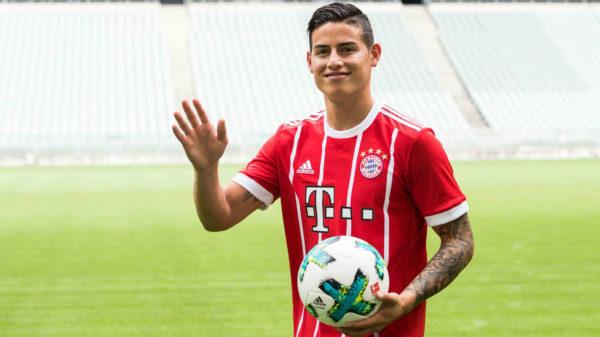A James tampoco lo quieren en el Bayern