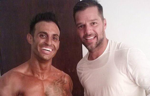 El hermano desaparecido de Ricky Martin por fin apareció