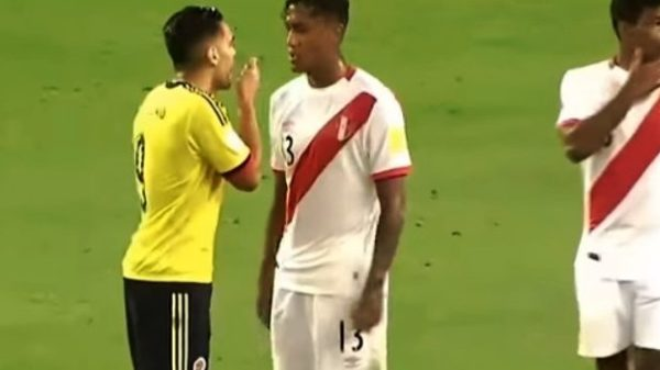 Falcao habría pactado el empate con Perú
