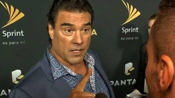 Eduardo Yáñez abofeteó a periodista en plena entrevista