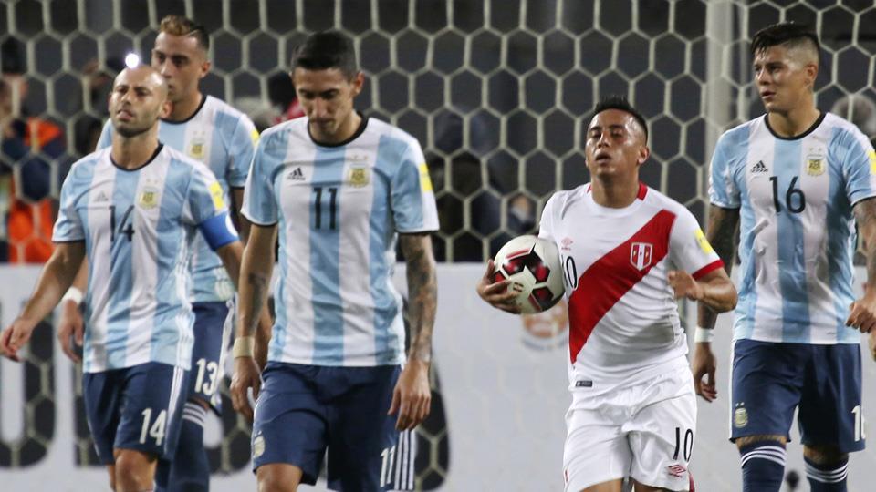 """Perú-Argentina: todos los diarios hablan de """"tragedia"""" y """"pesadilla"""""""