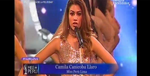 ¡VÍDEO! Candidatas de Miss Perú te sorprenderán con sus respuestas
