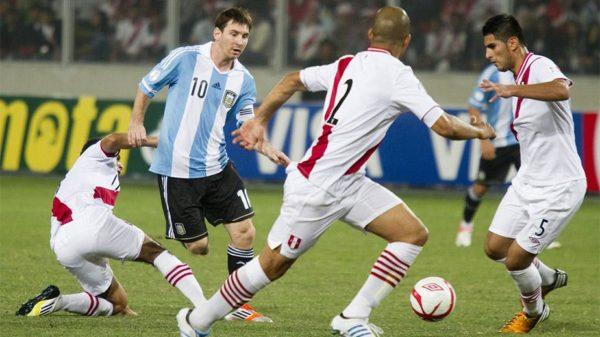En Perú dicen que el partido con Argentina ya está amañado