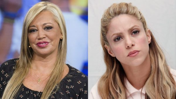 """Belén Esteban le declara la """"guerra"""" a Shakira"""