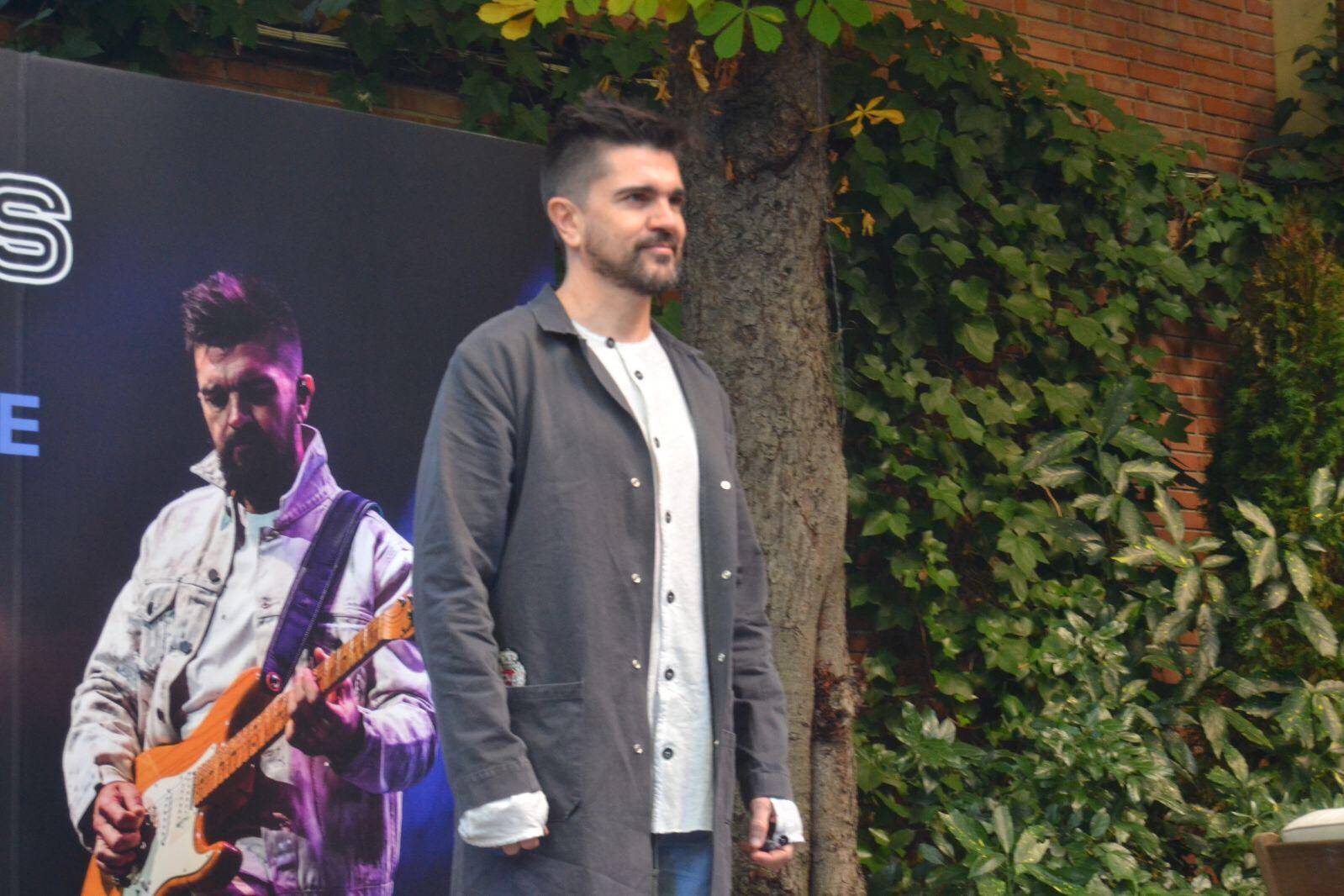 "Juanes: ""Me siento muy orgulloso de ser colombiano"""