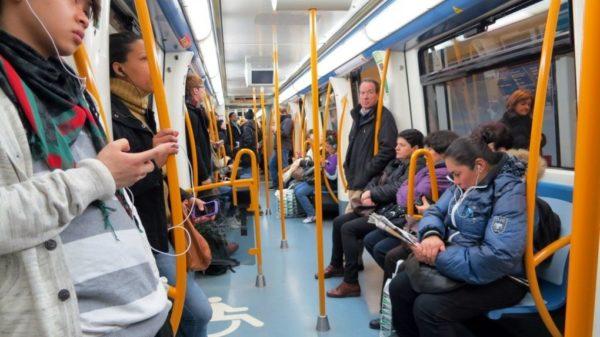 Metro de Madrid dice adiós a los billetes de papel