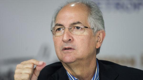 Ledezma pide a España que regularice a los inmigrantes venezolanos