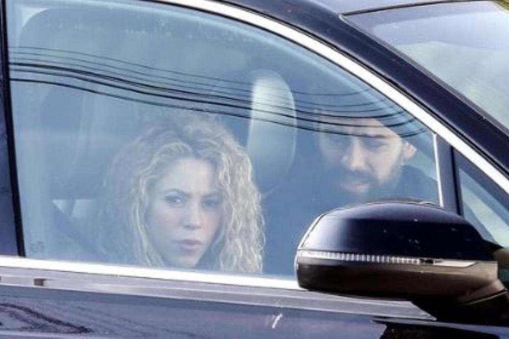 Todo el mundo habla de la famosa pelea entre Shakira y Piqué