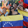Más de 10.000 venezolanos entraron el último mes a España