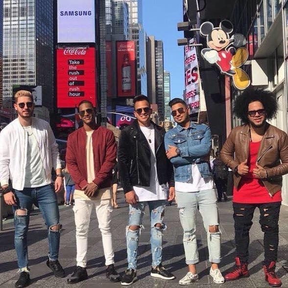Llega a Madrid la mejor banda de bachata del momento: Grupo Extra