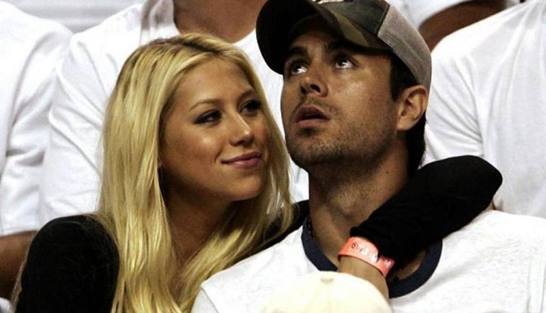 Anna Kournikova y el cantante Enrique Iglesias ya son padres primerizos de mellizos
