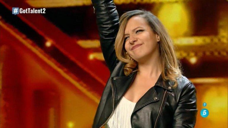 Dania es la maga venezolana que enamoró España ¡VÍDEO!