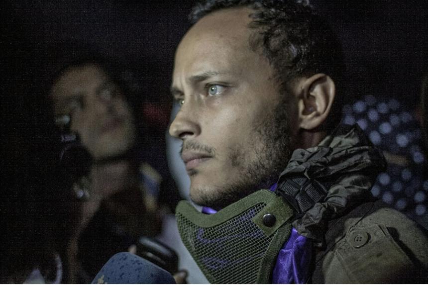Maduro tiene secuestrado el cadáver de Óscar Pérez